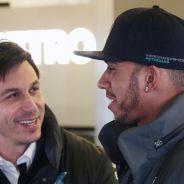 Toto Wolff asegura que la prioridad de Mercedes era Lewis Hamilton - LaF1