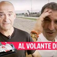 Al volante del Audi R18 e-tron quattro - El Garaje de Lobato