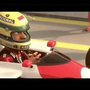 Tooned: La historia de Ayrton Senna