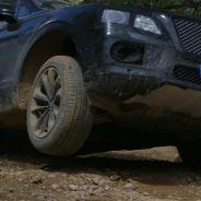Bentley nos muestra su todoterreno Bentayga en acción