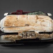 Time-lapse restauración del Corvette un millón