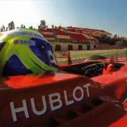 Vuelta a Hungaroring con Felipe Massa