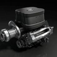 Así suena el nuevo motor Mercedes V6 Turbo