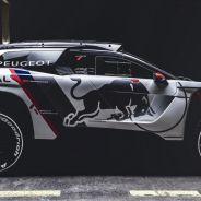 Peugeot 3008 DKR Dakar 2017