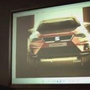 Proceso de diseño del showcar SEAT 20V20