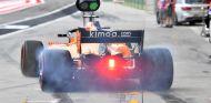 Fernando Alonso en Sakhir - SoyMotor.com