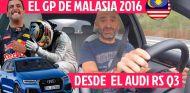 El análisis del GP Malasia desde el Audi RS Q3 por Antonio Lobato - SoyMotor.com