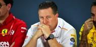 """Brown habla claro: """"Esta crisis es una amenaza para la F1"""" - SoyMotor.com"""
