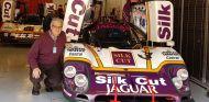 Espíritu de Montjuic: El reencuentro con el Jaguar que me hizo temblar en Silverstone