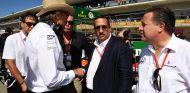 Los accionistas del equipo McLaren - SoyMotor