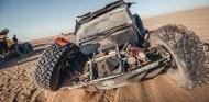 Uno de los buggies dañados por el accidente - SoyMotor.com
