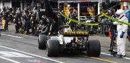 Parada de Carlos Sainz en Hockenheim - SoyMotor.com