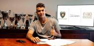 Guillem Pujeu entra en el programa de jóvenes pilotos de Lamborghini - SoyMotor.com