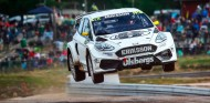 Sebastian Eriksson en el Rallycross - SoyMotor