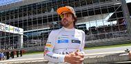 Fernando Alonso en Austria - SoyMotor.com