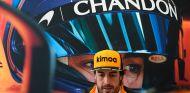 Fernando Alonso en Montreal - SoyMotor.com