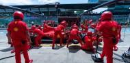 Sebastian Vettel en el GP de Austria F1 2020 - SoyMotor.com