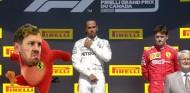 A Vettel le hizo perder la presión y no una sanción - SoyMotor.com