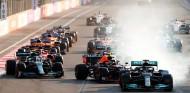 Lewis Hamilton y su error de detalle decisivo en Bakú - SoyMotor.com