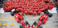 El equipo Ferrari quiere ir a por el título en 2016 - LaF1