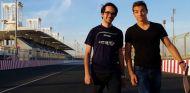 Track-walk con Miguel Fabra - LaF1