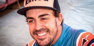 Fernando Alonso en una imagen de archivo - SoyMotor