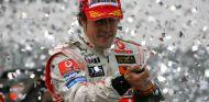 Fernando Alonso en Brasil 2007 - LaF1