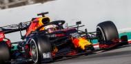 Max Verstappen en el Circuit de Barcelona-Catalunya