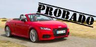 Prueba Audi TT Roadster 2.0 TFSI Quattro - SoyMotor.com