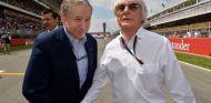 Todt y Ecclestone, las dos figuras que representan las fuerzas del poder de la Fórmula 1 - LaF1