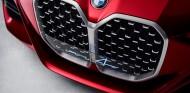 El Concept 4 ha sorprendido por el incremento del tamaño de su parrilla frontal - SoyMotor.com