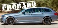 Prueba BMW Serie 5 Touring -Soymotor.com