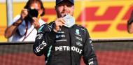 Valtteri Bottas con la medalla de ganador de la clasificación al sprint de Monza - SoyMotor.com
