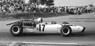 Bruce McLaren en Watkins Glen