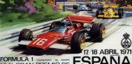 Cartel Montjuic 1971 - LaF1.es