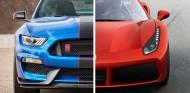 Cigüeñal plano vs. cruzado: el alma de los V8 italianos y americanos - SoyMotor.com
