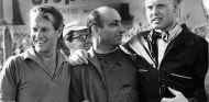 Collins, Fangio y Hawthorn - LaF1.es
