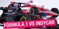 Fórmula 1 vs IndyCar, ¿cuál es el más rápido? - LaF1