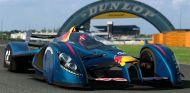 Prototipo de Red Bull en el videojuego Gran Turismo - LaF1