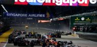 La salida del Gran Premio volvió a ser accidentada - LaF1