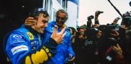 Fernando Alonso y Flavio Briatore en 2005 - SoyMotor.com