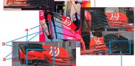 TÉCNICA: Las novedades del GP de Abu Dabi F1 2018