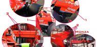 TÉCNICA: Las novedades del GP de Singapur F1 2018