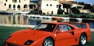 El F40 es uno de los modelos más icónicos de la casa de Maranello - SoyMotor.com