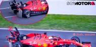 TÉCNICA: Novedades y pruebas de la parrilla - Día 1 test F1 Barcelona
