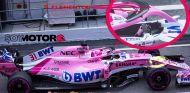 TÉCNICA: Novedades y pruebas de la parrilla - Día 2 test F1 Barcelona