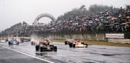 Salida del Gran Premio de Japón de 1976 - LaF1