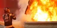 Accidentes: datos e historia para entender por qué se salvó Grosjean - SoyMotor.com