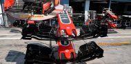 TÉCNICA: Las novedades del GP de Italia F1 2018