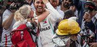 Lewis Hamilton, campeón en el GP de México - SoyMotor